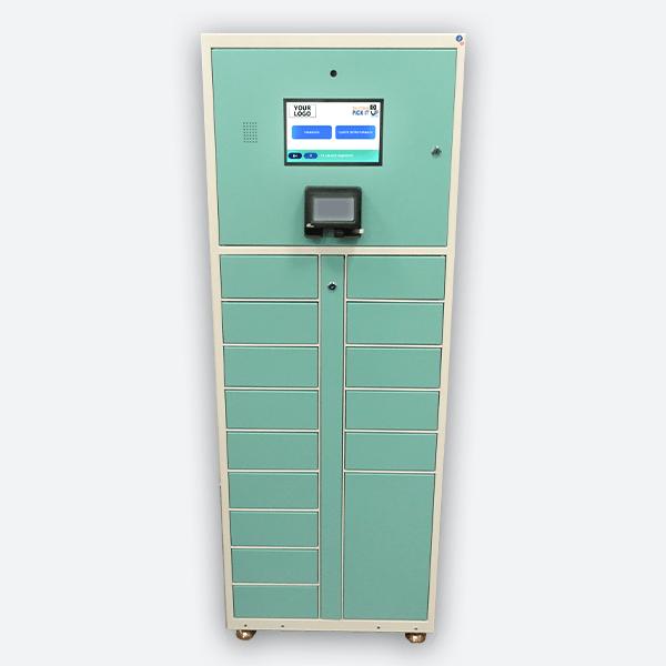 smart locker farmacie