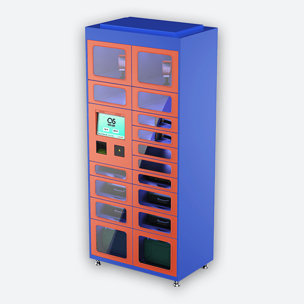 smart locker tools